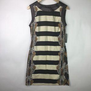 BCBGMaxazria Scarf print dress Size Small